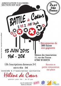 Battle de Coeur 2015